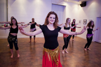 Buikdansen workshop