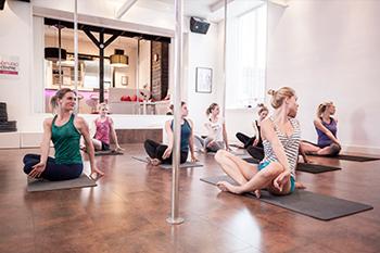 Yoga Stretching groepsles