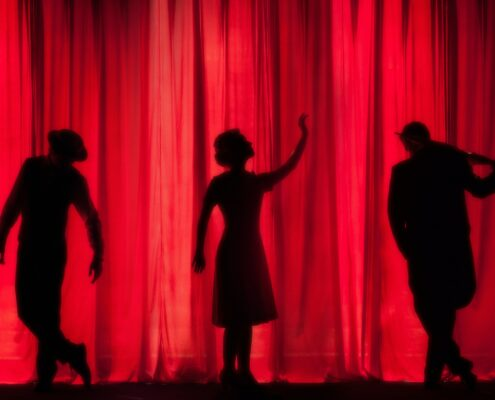 workshop musical bij paaldansstudio en dance centre